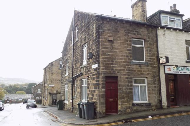 Thumbnail Terraced house for sale in West Lane, Keighley