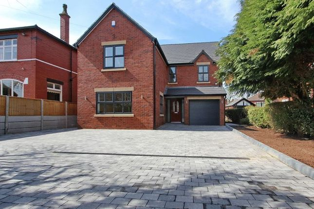 Thumbnail Detached house for sale in Dales Lane, Whitefield, Manchester