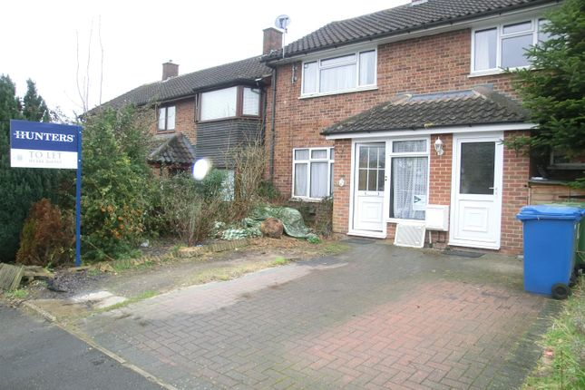 Thumbnail Terraced house to rent in Wilwood Road, Bracknell