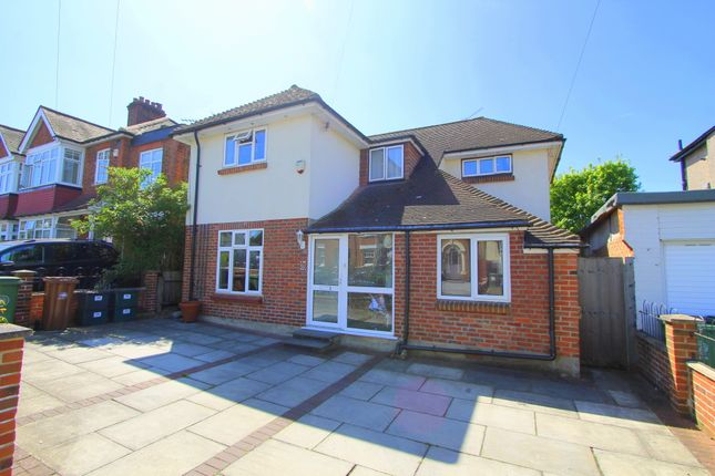 Thumbnail Detached house for sale in Onslow Gardens, Wallington