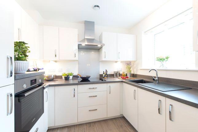 Kitchen of The Dean, Alresford SO24