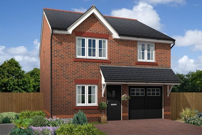 """Thumbnail Detached house for sale in """"Marford"""" at Main Road, New Brighton, Mold"""