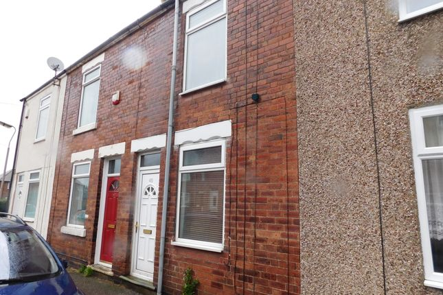 Thumbnail Terraced house to rent in Spencer Street, Mansfield
