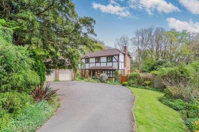 Thumbnail Property for sale in Bursledon, Southampton, Hampshire
