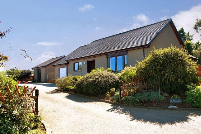 Thumbnail Bungalow to rent in Duncairn, Duncanstone, Insch