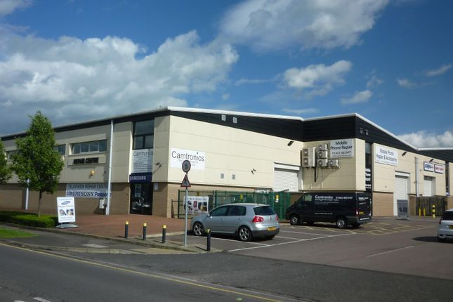 Thumbnail Warehouse for sale in Works Road, Letchworth