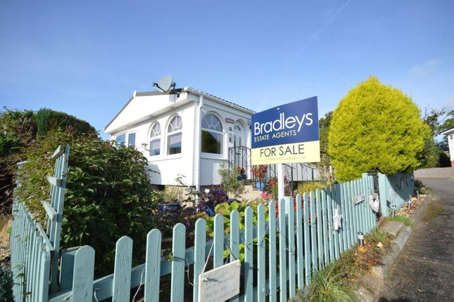 Thumbnail Detached bungalow for sale in Woodlands Park, Tedburn St. Mary, Exeter