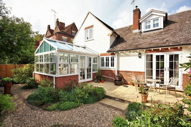 Thumbnail Semi-detached house for sale in Queens Road, Lexden, Colchester, Essex