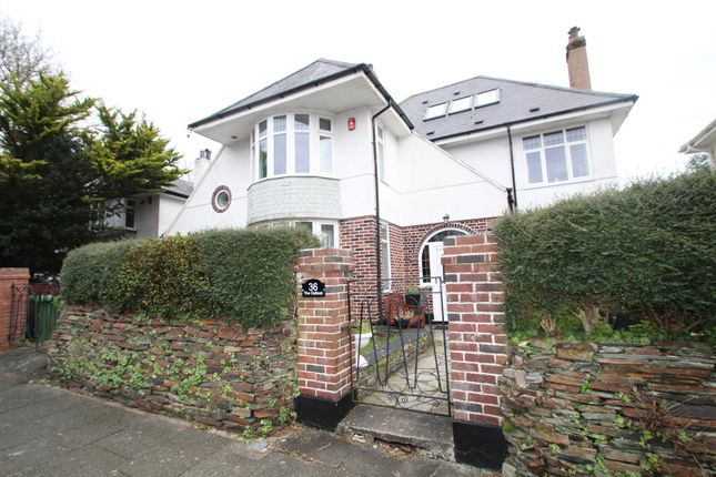 Thumbnail Detached house for sale in Culme Road, Mannamead, Plymouth