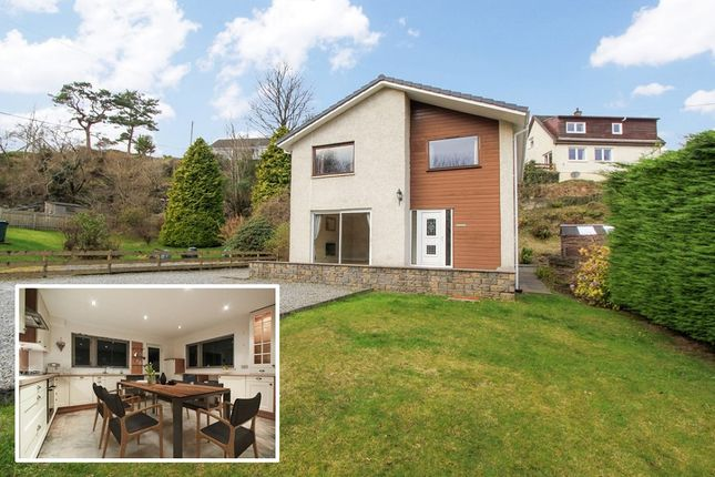 Thumbnail Detached house for sale in Longsdale Road, Oban