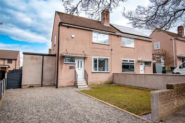 Semi-detached house for sale in Sunnymeade, Carlisle