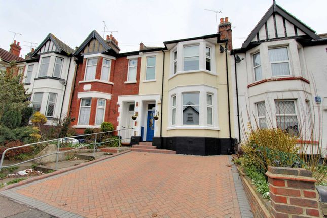 Thumbnail Terraced house for sale in Canewdon Road, Westcliff-On-Sea