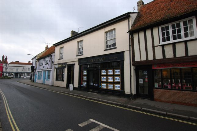 Thumbnail Flat to rent in Church Street, Coggeshall, Essex