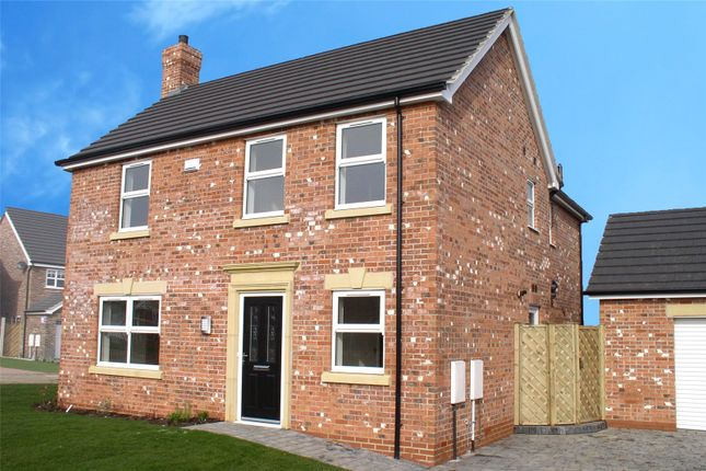 Thumbnail Detached house for sale in Plot 245, The Chatsworth, Falkland Way, Barton-Upon-Humber, North Lincolnshire