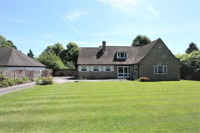Thumbnail Detached bungalow for sale in Blossomfield Road, Solihull