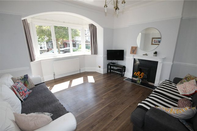 Thumbnail Semi-detached house for sale in Hilldown Road, London