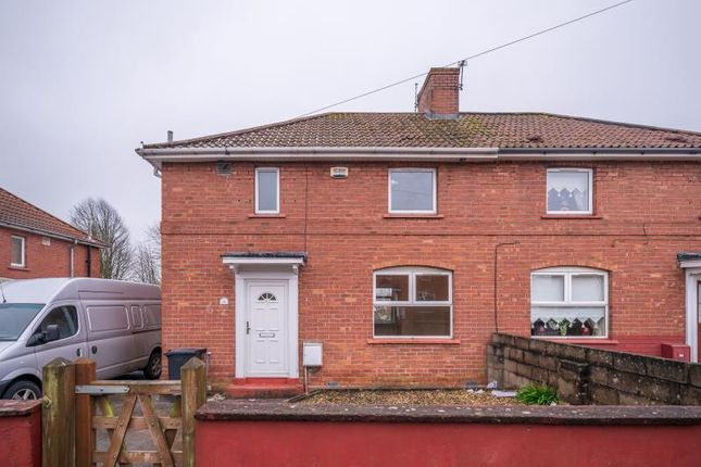 Thumbnail Semi-detached house to rent in Creswicke Road, Hengrove, Bristol