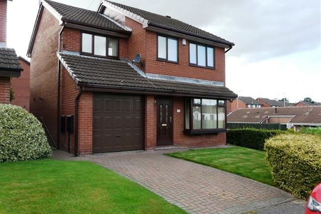 Thumbnail Detached house to rent in Sandmead Close, Morley, Leeds