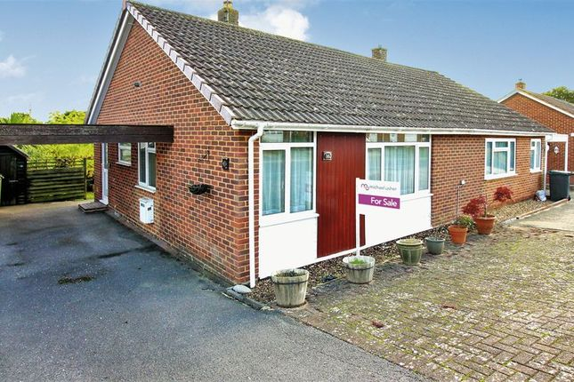 Thumbnail Semi-detached bungalow for sale in Robins Bow, Camberley