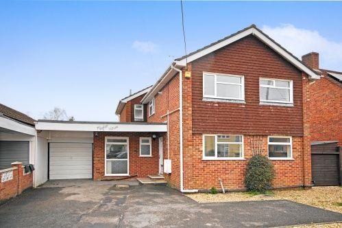 Thumbnail Property for sale in Ashurst Road, West Moors, Ferndown, Dorset