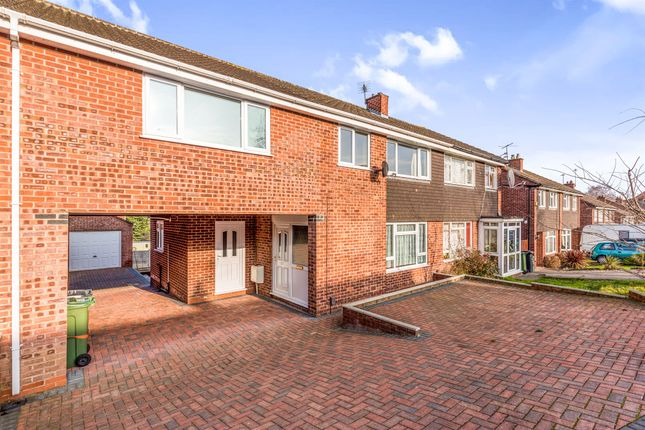 Thumbnail Semi-detached house for sale in Althorpe Drive, Loughborough