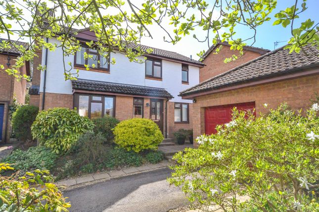 Thumbnail Detached house for sale in St. Bartholomews Close, Cam