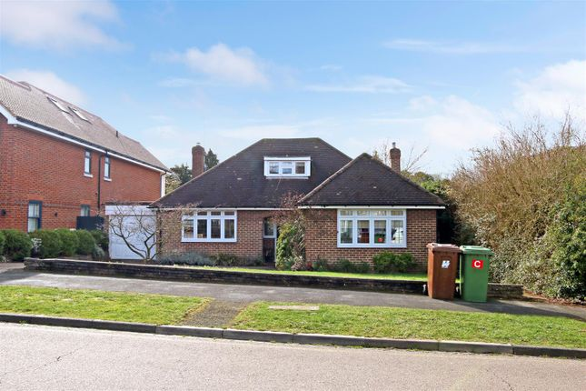Thumbnail Bungalow for sale in Newberries Avenue, Radlett