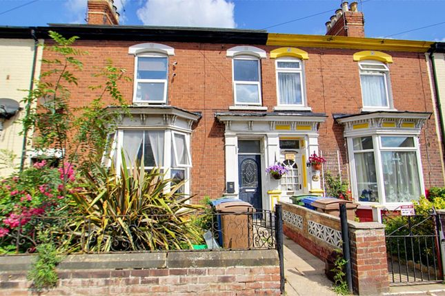 Thumbnail Terraced house for sale in Hull Road, Withernsea, East Riding Of Yorkshire