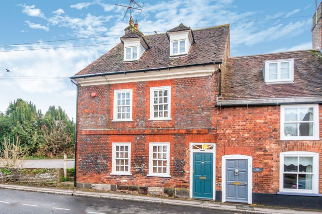 Thumbnail End terrace house for sale in White Cliff Mill Street, Blandford Forum