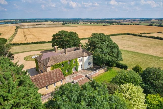 Thumbnail Detached house for sale in Houserose Hill, Woolley Road, Alconbury, Huntingdon, Cambridgeshire