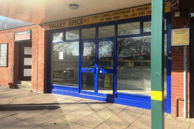 Thumbnail Restaurant/cafe for sale in Illeybrook Square, Quinton, Birmingham