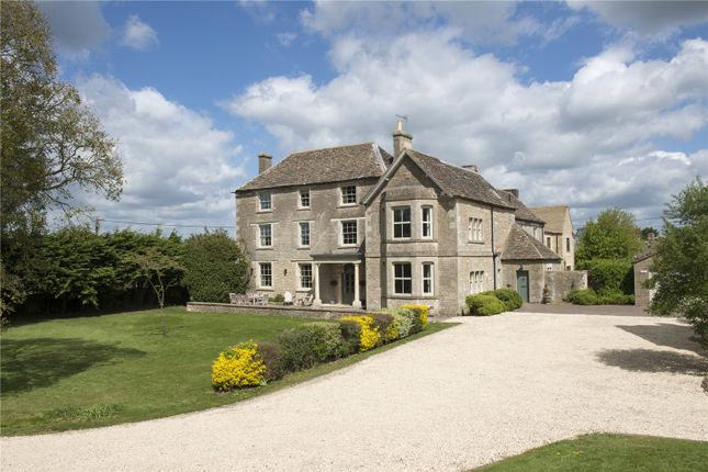 Thumbnail Detached house for sale in The Street, Hullavington, Nr Malmesbury, Wiltshire