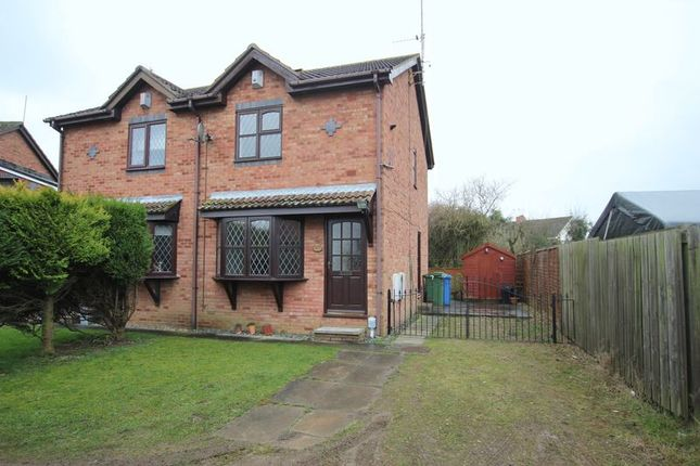 Thumbnail Terraced house to rent in Grassam Close, Preston, Hull
