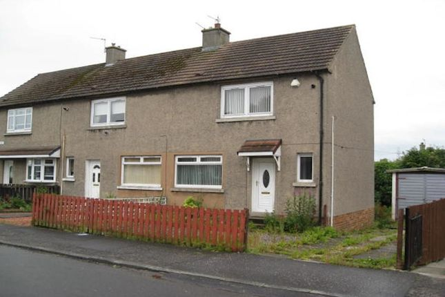 Thumbnail Terraced house to rent in Linnhe Crescent, Wishaw, North Lanarkshire