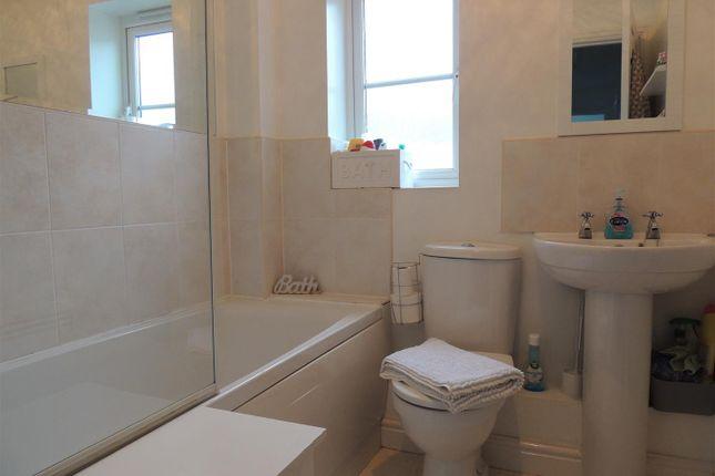 Family Bathroom: of Grenville Close, Nanpean, St. Austell PL26