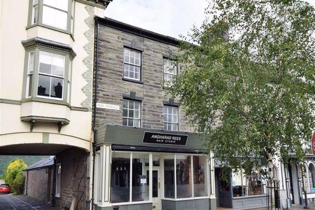 Thumbnail Property for sale in Wynnstay House, 7, Penrallt Street, Machynlleth, Powys