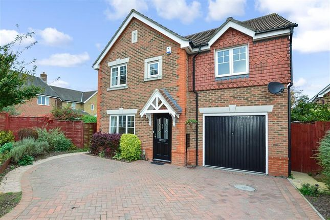 Thumbnail Detached house for sale in Galloway Drive, Crayford, Kent
