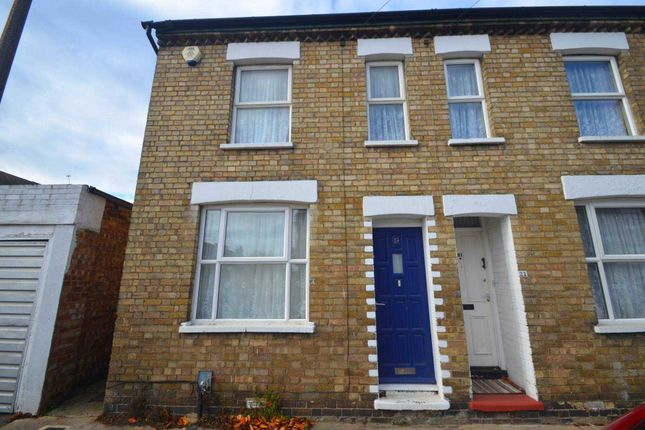 2 bed end terrace house to rent in Sandhurst Place, Bedford MK42