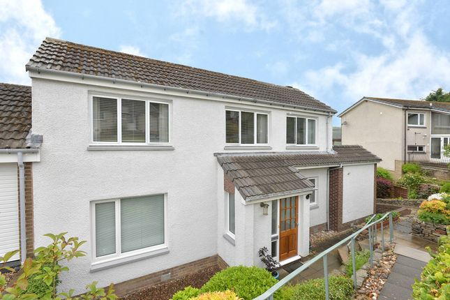 Thumbnail Detached house for sale in Leaderdale Crescent, Earlston