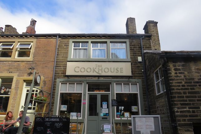 Thumbnail Restaurant/cafe for sale in 68 Main Street, Haworth