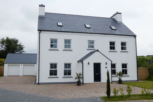 Thumbnail Detached house for sale in Kirk Michael, Isle Of Man