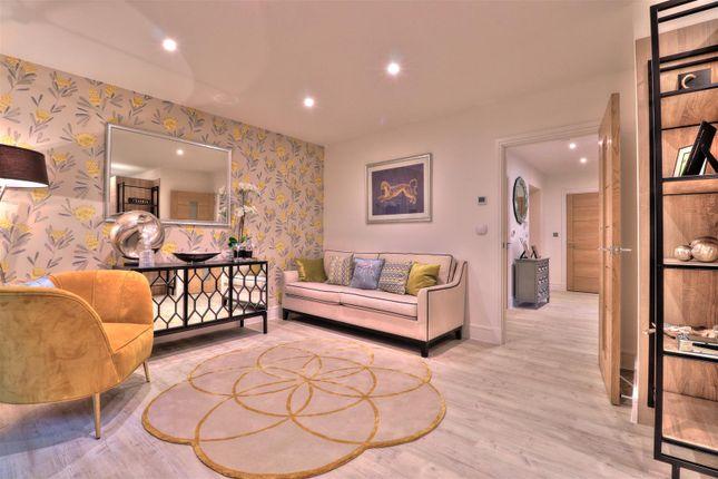 Livign Room of Albury Road, Guildford GU1