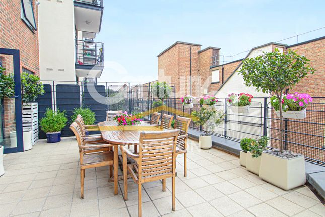 Thumbnail Flat for sale in Stevens House, Jerome Place, Kingston Upon Thames, Surrey