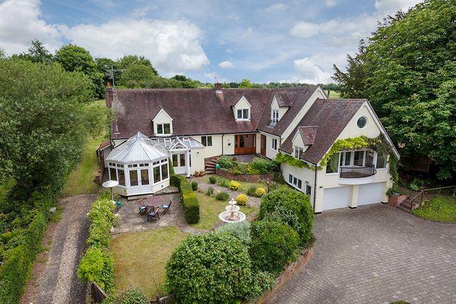 Thumbnail Detached house for sale in Wicken Road, Arkesden, Saffron Walden
