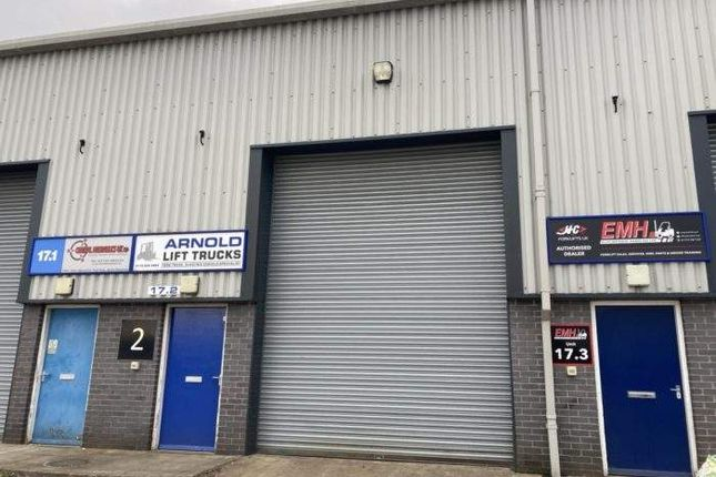 Thumbnail Light industrial to let in Amber Business Centre, Greenhill Lane, Riddings, Alfreton