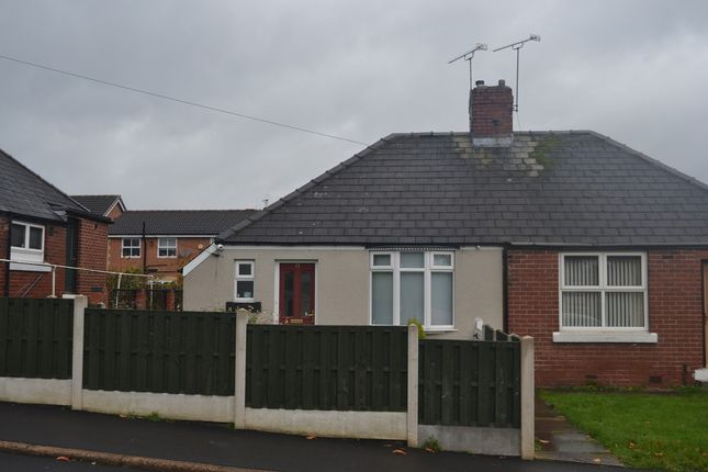 Thumbnail Semi-detached bungalow for sale in Harvey Road, Chapeltown