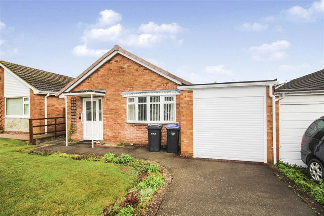 2 bed detached bungalow to rent in Blenheim Crescent, Broughton Astley, Leicester LE9