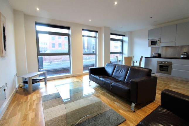 Thumbnail Flat to rent in Roberts Wharf, 184 Neptune St, Leeds