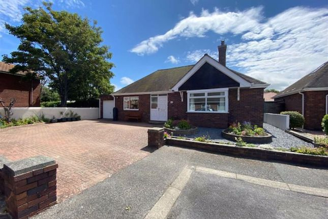 Thumbnail Detached bungalow for sale in Russell Court, Rhyl, Denbighsire