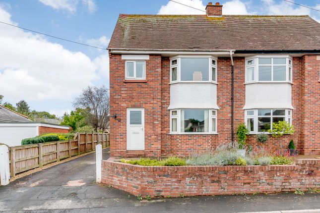 Thumbnail Semi-detached house for sale in Orchard Close, Pinhoe, Exeter